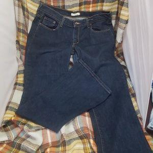Levi's 515 boot cut, jean, 14 long